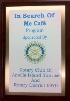BGC Rotary Plaque